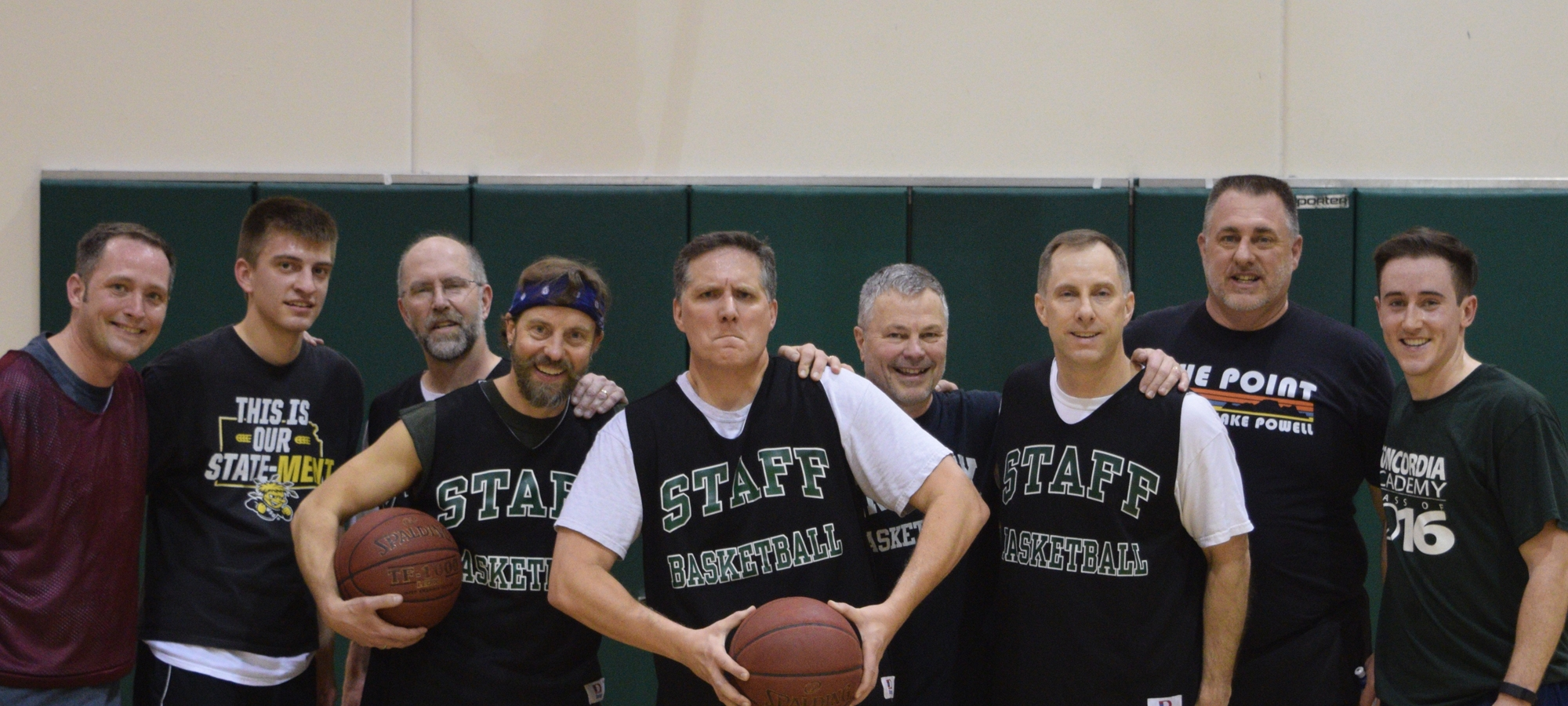 Staff Intramural Team