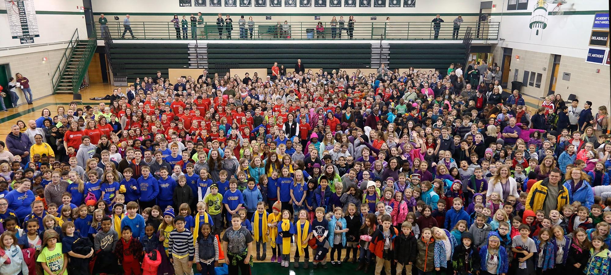 National Lutheran Schools Week