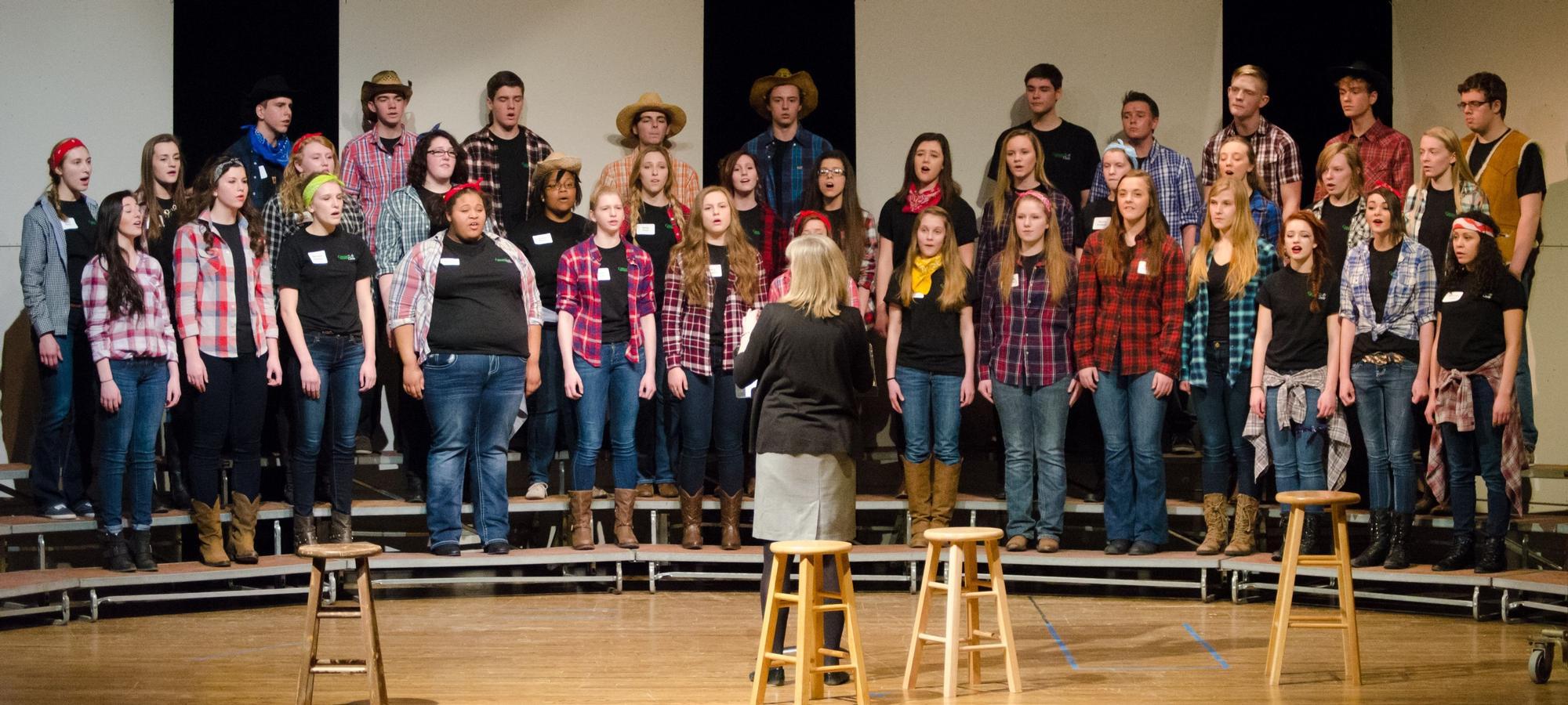 Choir Dinner Concert