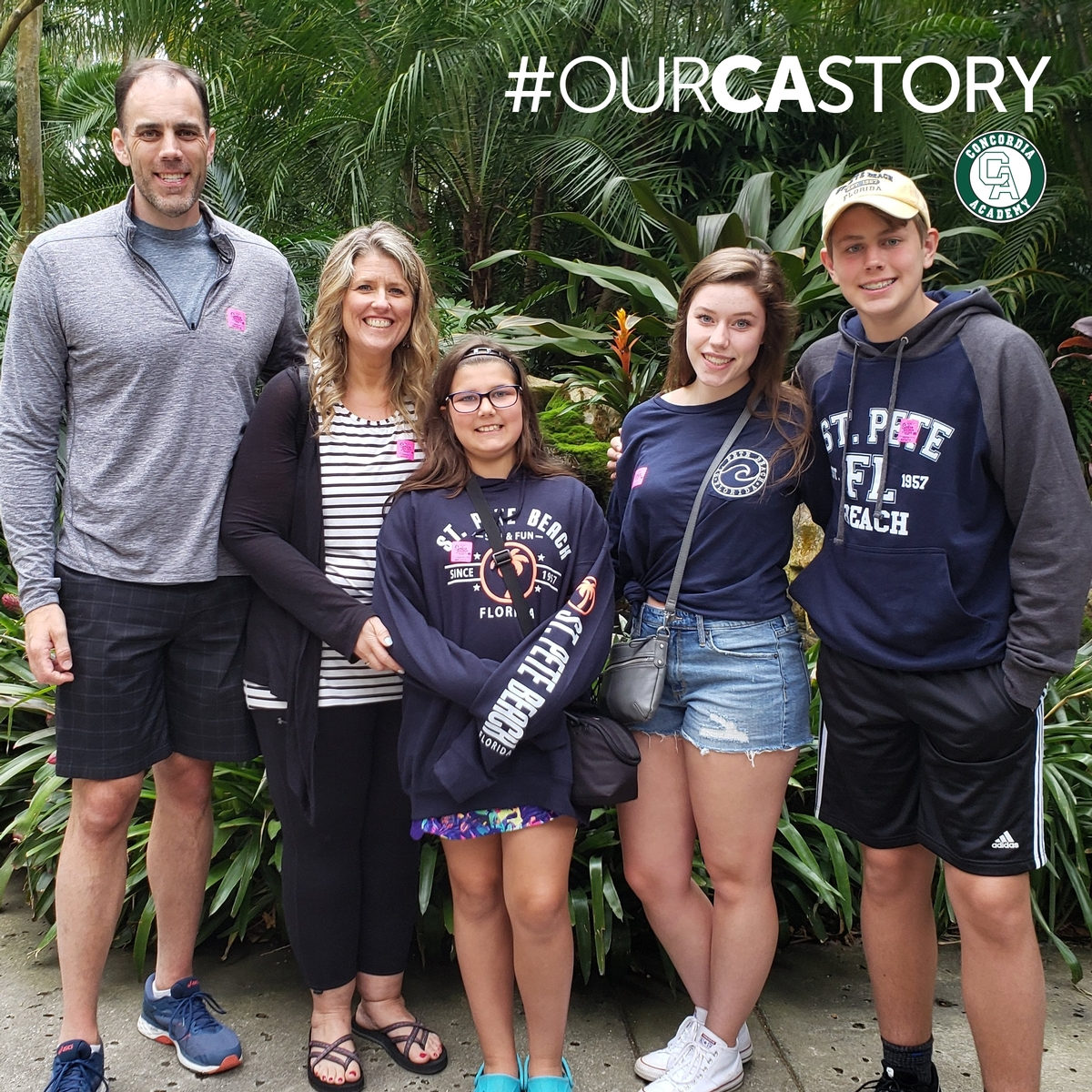 The Ursels: Our CA Story