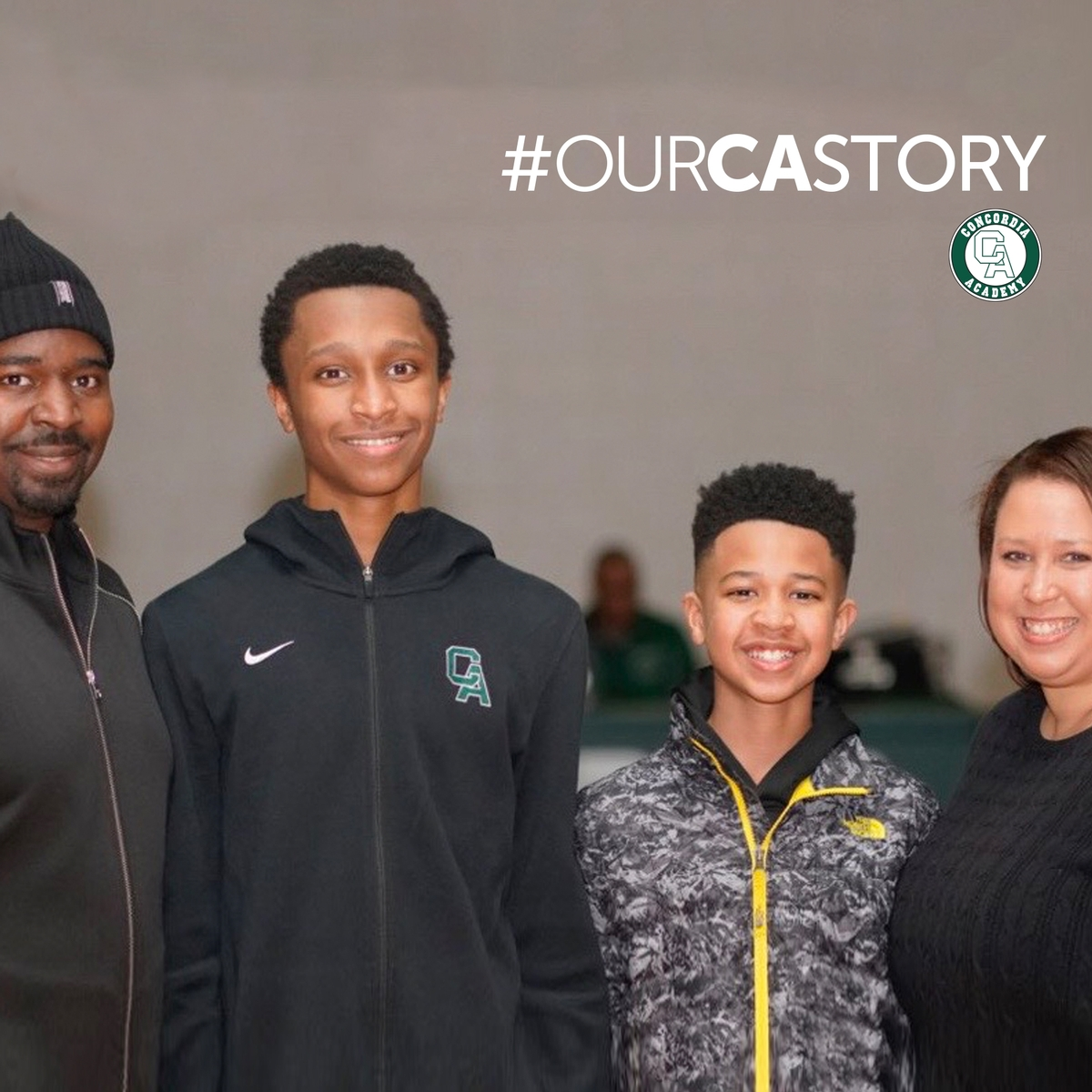The Greene Family: Our CA Story