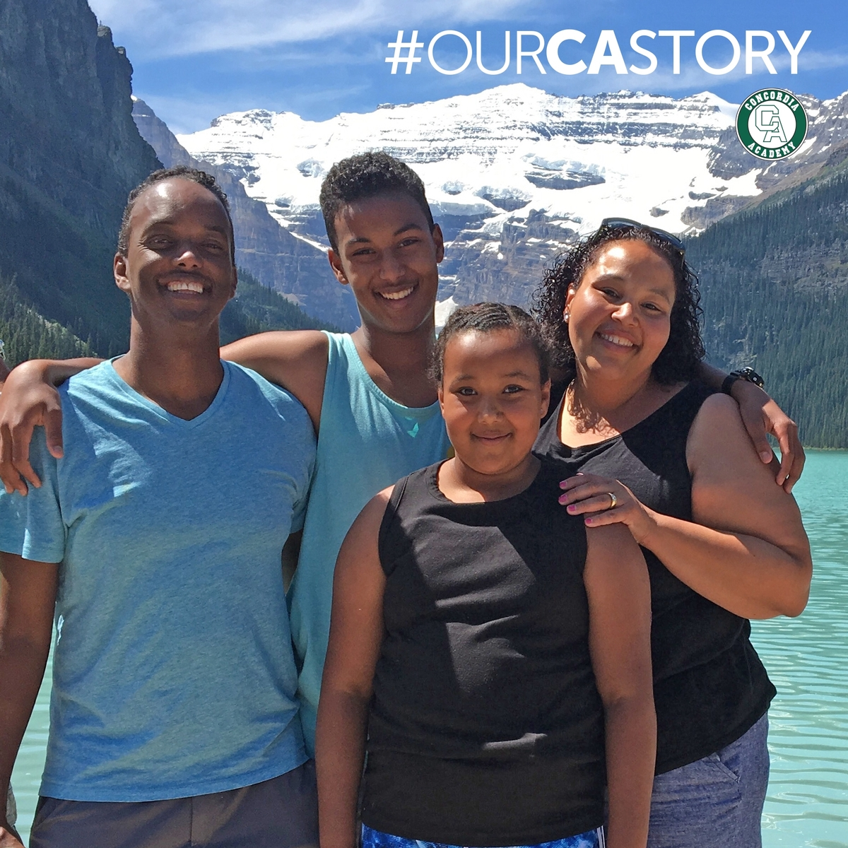 The Abdi Family: Our CA Story
