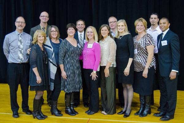 2014 Athletic Hall of Fame