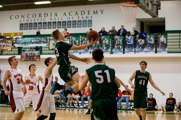 CA Boys Basketball