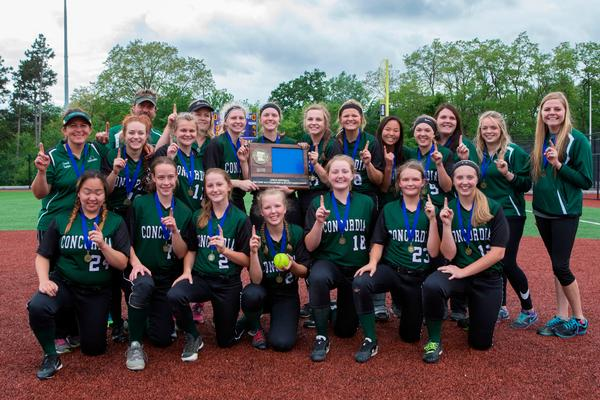 Softball Section Champions