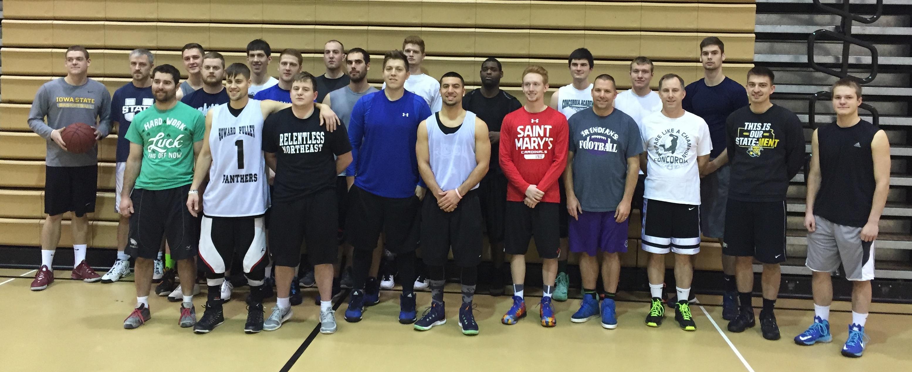 Alumni Game 2015