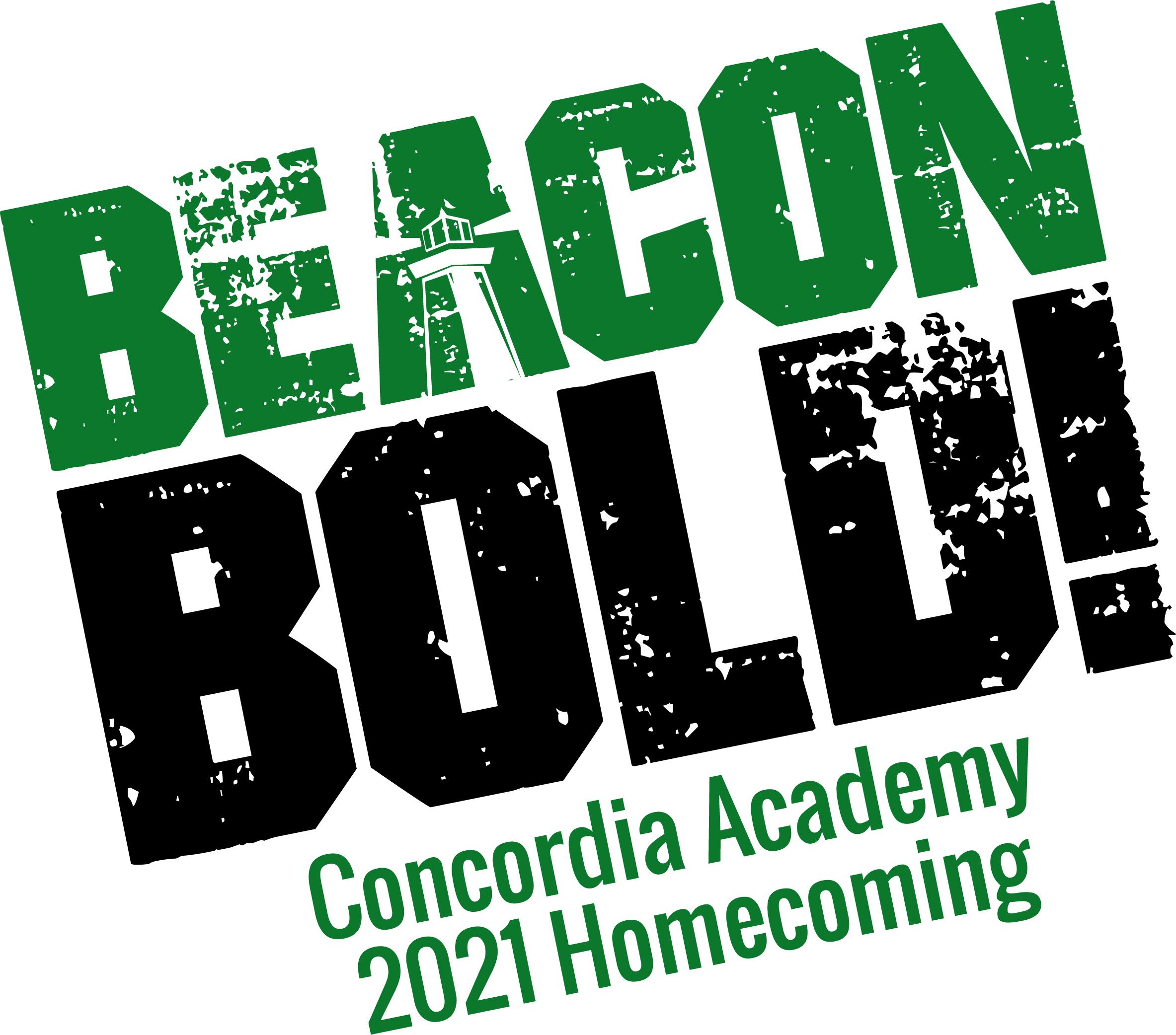 Homecoming Beacon Bold Logo