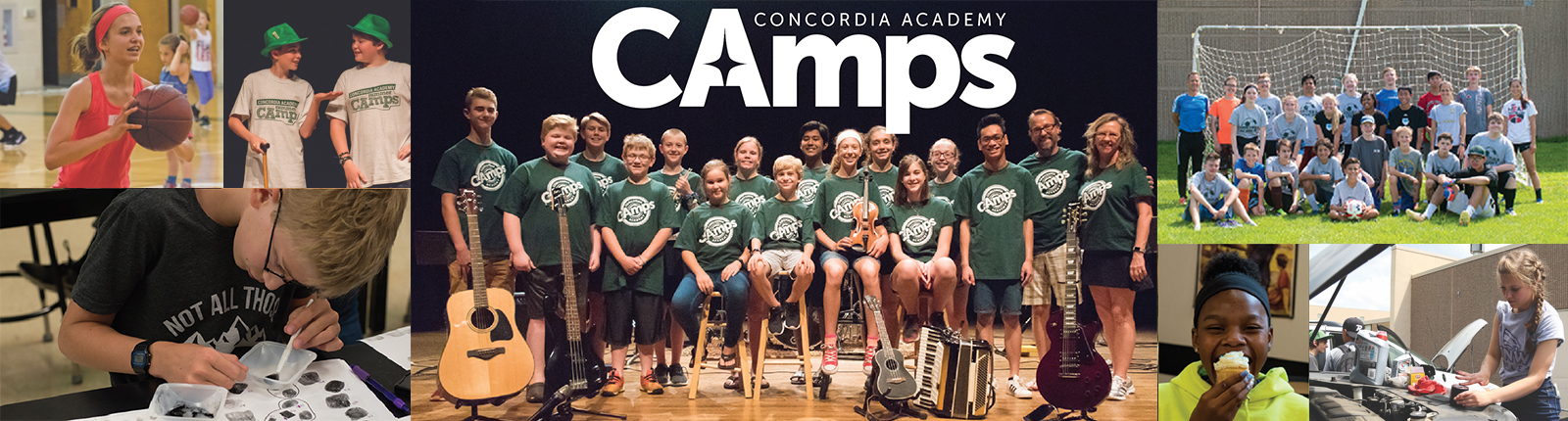 CA Camps Banner