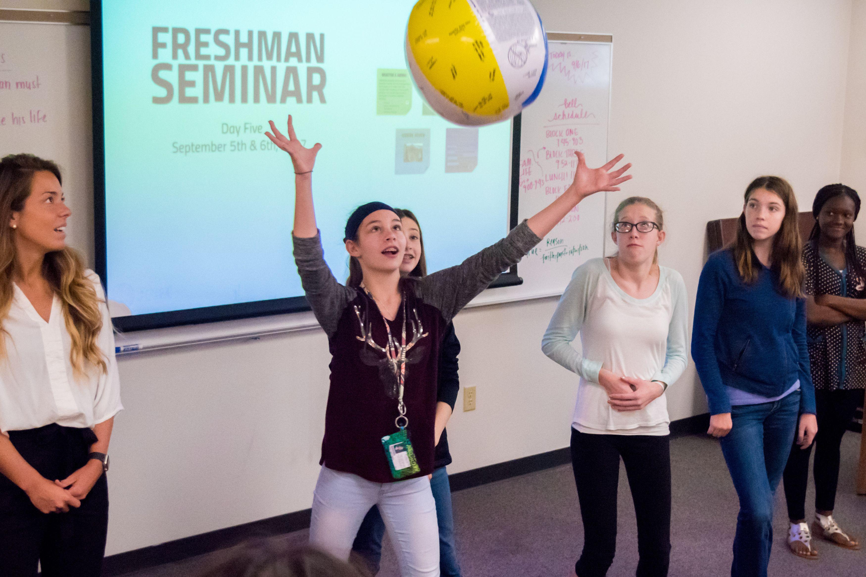 Freshmen Seminar