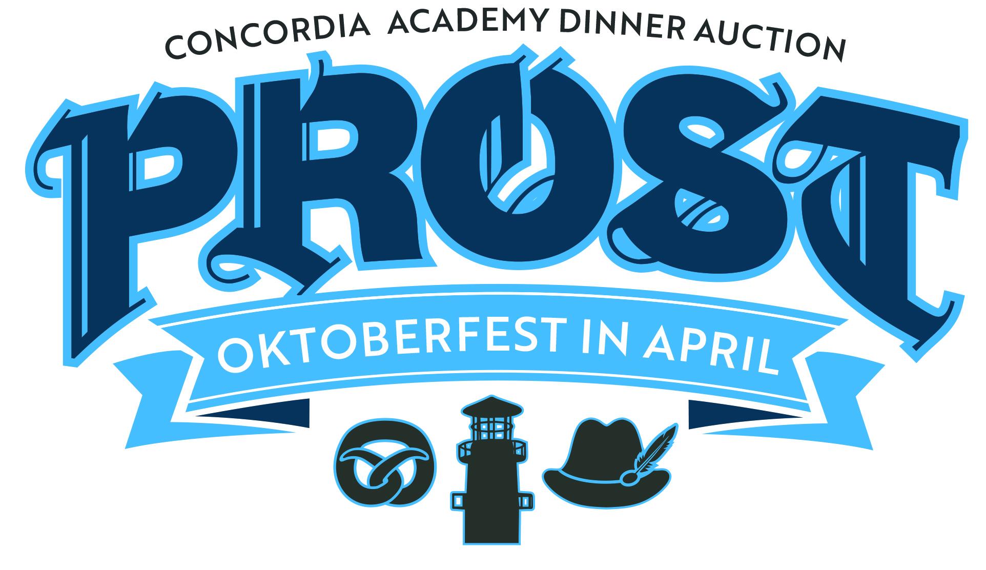 CA Prost Auction Logo