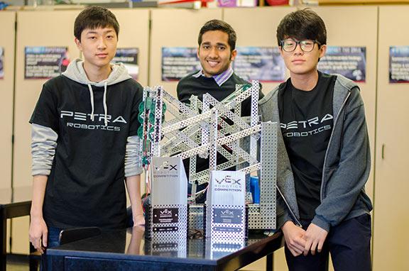 CA 2015 Robotics Team